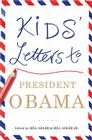 Kids' Letters to President Obama Cover Image