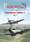 Supermarine Spitfire V Vol. 1 (Polish Wings #29) Cover Image