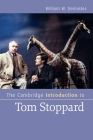 The Cambridge Introduction to Tom Stoppard (Cambridge Introductions to Literature) Cover Image