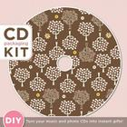 CD Packaging Kit - Candy Orchards: DIY: Turn Your Music and Photo CDs Into Instant Gifts Cover Image