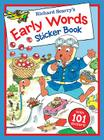 Richard Scarry's Early Words Sticker Book Cover Image