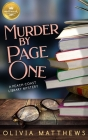 Murder by Page One: A Peach Coast Library Mystery from Hallmark Publishing Cover Image