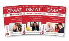 GMAT Verbal Strategy Guide Set (Manhattan Prep GMAT Strategy Guides) Cover Image