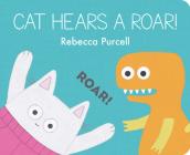 Cat Hears a Roar! Cover Image