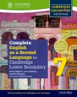 Complete English as a Second Language for Cambridge Secondary 1 Student Book 7 & CD Cover Image