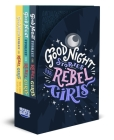 Good Night Stories for Rebel Girls 3-Book Gift Set Cover Image