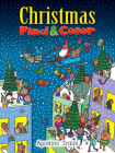Christmas Find and Color (Dover Children's Activity Books) Cover Image