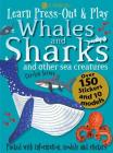 Whales and Sharks and Other Sea Creatures (Learn) Cover Image