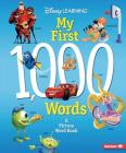 Disney Learning My First 1,000 Words Cover Image