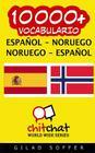 10000+ Espanol - Noruego Noruego - Espanol Vocabulario Cover Image