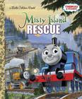 Misty Island Rescue (Thomas & Friends) (Little Golden Book) Cover Image