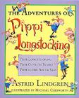 The Adventures of Pippi Longstocking Cover Image