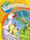 Math Connects, Kindergarten, Activity Flip Chart Cover Image