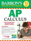 Barron's AP Calculus with CD-ROM Cover Image