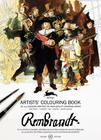 Rembrandt Paintings (Artistscolouring Book #1) Cover Image