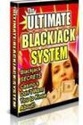 Ultimate Blackjack System Cover Image