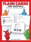 Flash Cards: John Thompson's Easiest Piano Course Cover Image