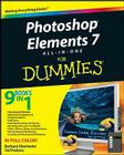 Photoshop Elements 7 All-In-One for Dummies Cover Image