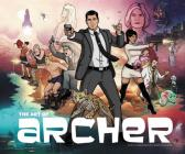 The Art of Archer Cover Image