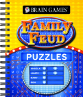Brain Games - Family Feud Word Search Cover Image