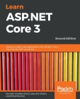 Learning ASP.NET Core 3.0 -Second Edition Cover Image