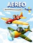 Libro da colorare dell'aeroplano: Meraviglioso libro di attività di aeroplani per bambini, ragazzi e ragazze. Regali perfetti per bambini e ragazzi ch Cover Image