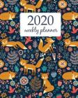 2020 Weekly Planner: Calendar Schedule Organizer Appointment Journal Notebook and Action day With Inspirational Quotes Cute Funny Orange Fo Cover Image