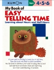 My Book of Easy Telling Time Cover Image