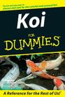 Koi for Dummies Cover Image