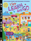 I Spy Learn and Go (My Little World) Cover Image