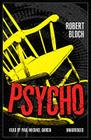 Psycho [With Earbuds] (Playaway Adult Fiction) Cover Image