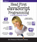 Head First JavaScript Programming: A Brain-Friendly Guide Cover Image