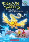 Search for the Lightning Dragon (Dragon Masters #7) Cover Image
