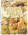 The Classic Treasury Of Aesop's Fables Cover Image