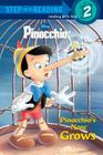 Pinocchio's Nose Grows (Disney Pinocchio) Cover Image