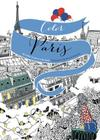 Color Paris: 20 Views to Color in by Hand Cover Image