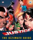 DC Comics Justice League the Ultimate Guide Cover Image