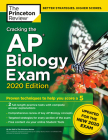 Cracking the AP Biology Exam, 2020 Edition: Practice Tests & Prep for the NEW 2020 Exam (College Test Preparation) Cover Image