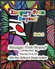 Imagery from Beyond: A Messages from Beyond Coloring Book Cover Image