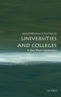 Universities and Colleges: A Very Short Introduction (Very Short Introductions) Cover Image