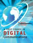 A First Course in Digital Communications Cover Image