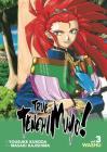 True Tenchi Muyo! (Light Novel) Vol. 3 Cover Image
