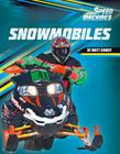 Snowmobiles (Speed Machines) Cover Image