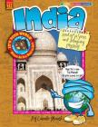 India: Land of Six Senses and Intriguing Mystery! (It's Your World) Cover Image