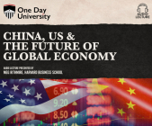 China, Us & the Future of Global Economy Cover Image