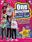 One Direction Dress-Up Sticker Book: A Sizzlin' Pop Heartthrob Sticker Activity Book Cover Image
