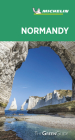 Michelin Green Guide Normandy: (travel Guide) Cover Image