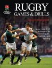 Rugby Games & Drills Cover Image