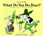 What Do You Do, Dear? Cover Image