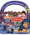 Nickelodeon PAW Patrol: Mission: Crown Cover Image